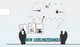 Copy of Mein Lieblingssanger