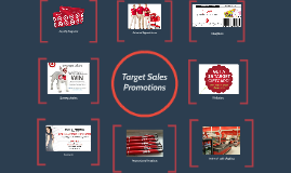 Target Sales Promotions