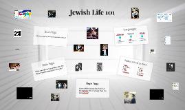 Jewish Life 101