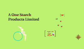 Copy of A One Starch Products Limited