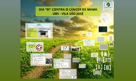 Dia M Contra o Câncer de Mama
