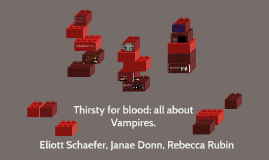 Thirsty for blood: All about Vampires