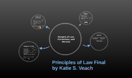 Principles of Law Project II