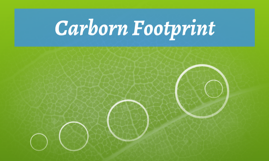 Carborn Footprint