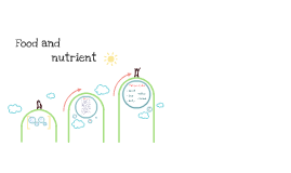Copy of Food and nutrient