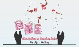 Mga Hakbang sa Pagpili ng Paksa