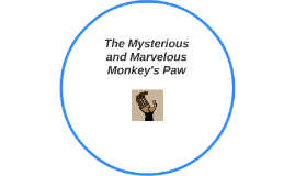 The Mysterious and Marvelous Monkey's Paw