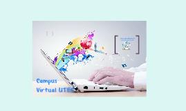 Campus virtual UTEC