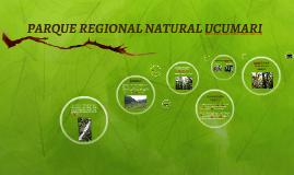 PARQUE REGIONAL NATURAL UCUMARI