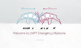 CMFT ED FY Induction