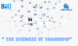"UK - ""The Business of tomorrow"""