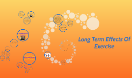 Long Term Effects Of Exercise