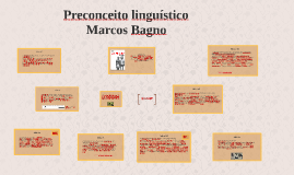 Preconceito linguistico
