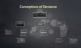 Conceptions of Deviance