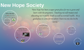 New Hope Society