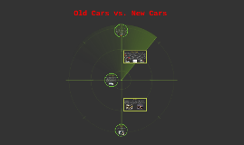 Old Cars vs. New Cars