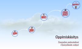 OPS 2016 Oppimiskäsitys Tuusulan painotukset esitys