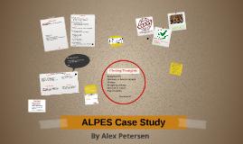 ALPES Case Study