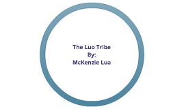 Luo Tribe