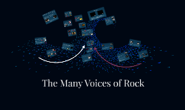 The Many Voices of Rock