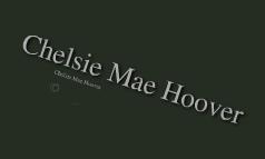 Chelsie Hoover
