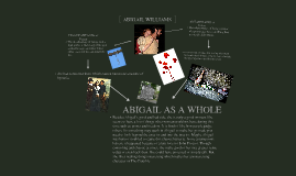Power of Abigail Williams