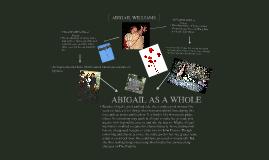 Power of Abigail Williams