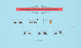 The Struggles and Reward of the Children's March