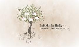 LaKrishia Hailey
