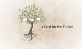 The future in a Seed