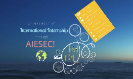 AIESEC Info-sessions