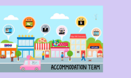 Accommodation Team - Student Services Update 2017