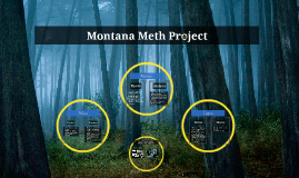 Copy of Montana Meth Project