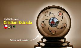 Cristian Estrada Prezume