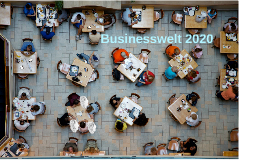 Businesswelt 2020