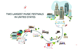 TWO LARGEST MUSIC FESTIVALS IN UNITED STATES