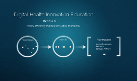 Digital Health Innovation Education--Dennis Li