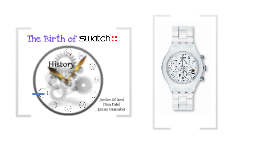 The Birth of The Swatch