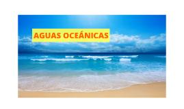 Las aguas oceánicas #734