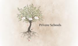Copy of Private Schools