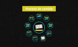 Copy of Proceso de cambio administrativo