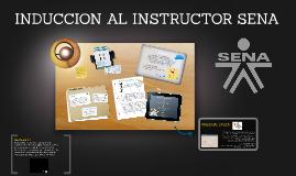 Inducción Instructor Sena