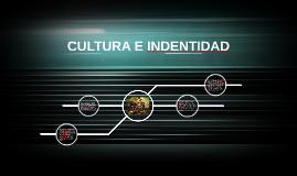 CULTURA E INDENTIDAD