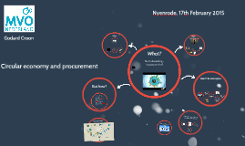 Circular economy and procurement Nyenrode 17 February 2015