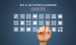 ELF 11: ELF IN THE CLASSROOM
