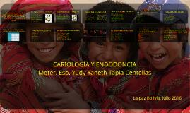 CARIOLOGÍA Y ENDODONCIA
