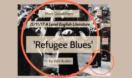 'Refugee Blues'