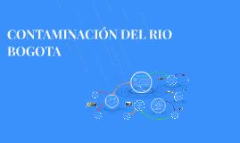 CONTAMINACION DEL RIO BOGOTA