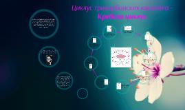 Copy of Кребсов циклус