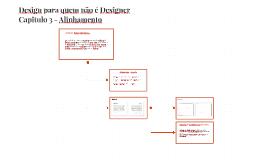 Design para quem não é Designer Capitulo 3 - Alinhamento